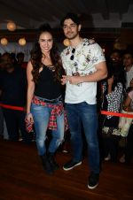 Sooraj Pancholi at Lauren Gottlieb organizes Leap for Hunger charity event on 8th June 2016