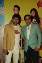 Sujoy and Monjoy Mukerji at Hai Apna Dil Toh Awara Bash on 8th June 2016