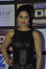 Hina Khan at ZEE Gold Awards on 9th June 2016 (37)_575a89015eea7.JPG
