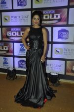 Hina Khan at ZEE Gold Awards on 9th June 2016 (38)_575a87f380080.JPG