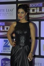 Hina Khan at ZEE Gold Awards on 9th June 2016