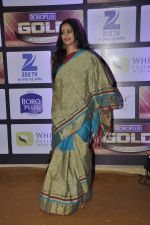 Jasveer Kaur at ZEE Gold Awards on 9th June 2016