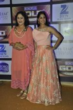 Jayati Bhatia at ZEE Gold Awards on 9th June 2016