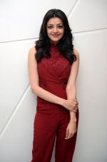 Kajal Aggarwal promote Do Lafzon Ki Kahani in Delhi on 9th June 2016