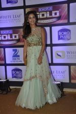 Krystal D Souza at ZEE Gold Awards on 9th June 2016