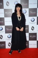 Neeta Lulla on the red carpet for Perina Qureshi