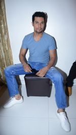 Randeep Hooda promote Do Lafzon Ki Kahani in Delhi on 9th June 2016