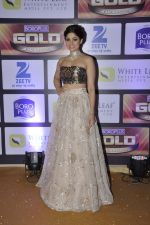 Shamita Shetty at ZEE Gold Awards on 9th June 2016