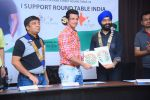 Sharman Joshi & Mr. Harmeet Singh Sethi (Area Chairman - Area 4) at the Press Conference for announcement of Brand Ambassador of global movement Round Table India - 2_575a880a49a4b.JPG