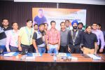 Sharman Joshi with the team of Round Table India at the Press Conference for announcement of Sharman Joshi as the Brand Ambassador of global movement Round Table India - 1_575a8806548af.JPG