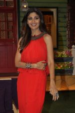 Shilpa Shetty on the sets of Kapil Sharma show on 9th June 2016