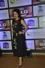 Tisca Chopra at ZEE Gold Awards on 9th June 2016 (21)_575a88a4e7576.JPG