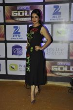Tisca Chopra at ZEE Gold Awards on 9th June 2016