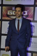 Tusshar Kapoor at ZEE Gold Awards on 9th June 2016