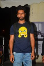 Vicky Kaushal at Te3n screenig on 9th June 2016
