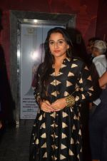 Vidya Balan at Te3n screenig on 9th June 2016