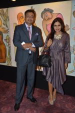 Nisha Jamwal at Jogen Chaudhry_s art event hosted by Gayatri Ruia and ST Regis on 10th June 2016 (21)_575c31d4729bd.JPG