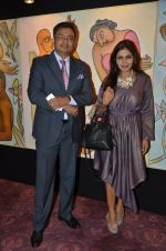 Nisha Jamwal at Jogen Chaudhry_s art event hosted by Gayatri Ruia and ST Regis on 10th June 2016 (22)_575c31d50a0af.JPG