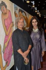 Nisha Jamwal at Jogen Chaudhry_s art event hosted by Gayatri Ruia and ST Regis on 10th June 2016 (74)_575c31d74dc3c.JPG