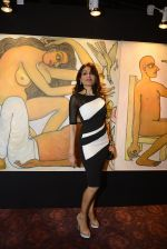 Queenie Dhody at Jogen Chaudhry_s art event hosted by Gayatri Ruia and ST Regis on 10th June 2016 (16)_575c31de147db.JPG