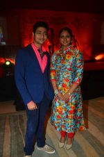 Akash Thosar and Rinku Rajguru at Marathi Movie Sairat Success Party on 11th June 2016 (2)_575d1cd19a805.JPG