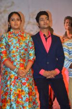 Akash Thosar and Rinku Rajguru at Marathi Movie Sairat Success Party on 11th June 2016_575d1cd01c8bb.JPG