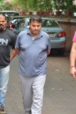 Anil Sharma at Sattee Shourie Funeral on June 11th 2016 (1)_575d02cebf315.JPG