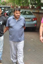 Anil Sharma at Sattee Shourie Funeral on June 11th 2016 (4)_575d02cfe8922.JPG
