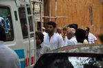 Arjun Kapoor at Sattee Shourie Funeral on June 11th 2016
