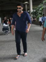 Arjun Kapoor at the Airport on June 11th 2016