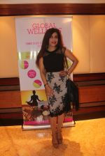Bollywood singer Shibani Kashyap  during the Global Wellness Day celebration, in Mumbai, India on June 11, 2016 (2)_575d2502a0e7f.JPG