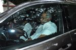 Boney Kapoor at Sattee Shourie Funeral on June 11th 2016