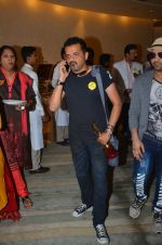 Ehsaan Noorani at an event to support fight against Tobacco and Cancer and the cause in Mumbai on 11th June 2016 (10)_575d0dd9b841c.JPG