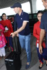 Footballer Zinedine Zidane snapped at the Airport on June 11th 2016