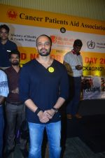 Rohit Shetty at an event to support fight against Tobacco and Cancer and the cause in Mumbai on 11th June 2016 (12)_575d0e2a8d541.JPG