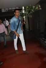 Sharman Joshi at the Airport on June 11th 2016