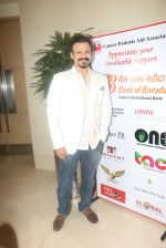 Vivek Oberoi at an event to support fight against Tobacco and Cancer and the cause in Mumbai on 11th June 2016 (107)_575d0e4fd64eb.JPG