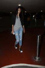 Athiya Shetty snapped at airport on 13th June 2016
