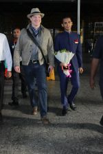 Brendan Fraser snapped at Airport on 13th June 2016