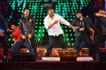 Chiranjeevi performs on stage at the Maa awards in HICC Hyderabad on 12th June 2016_575ee702436ed.jpg