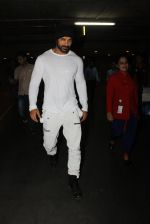 John Abraham snapped at airport on 13th June 2016