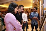 Priya Dutt, Sanjay Dutt at Nargis Dutt Foundation art event on 11th June 2016 (155)_575e43faaaaad.JPG