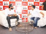 Rana Daggubati and Jitesh Pillai during the Meet and Greet contest conducted by Reliance Trends at Forum Sujana Mall Kukatpally on 12th June 2016 (8)_575eeb170aed6.JPG