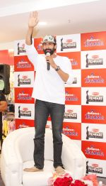 Rana Daggubati during the Meet and Greet contest conducted by Reliance Trends at Forum Sujana Mall Kukatpally on 12th June 2016 (11)_575eeb30c7b50.JPG