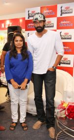 Rana Daggubati during the Meet and Greet contest conducted by Reliance Trends at Forum Sujana Mall Kukatpally on 12th June 2016 (15)_575eeb3b7a867.JPG