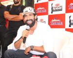 Rana Daggubati during the Meet and Greet contest conducted by Reliance Trends at Forum Sujana Mall Kukatpally on 12th June 2016 (17)_575eeb406cf03.JPG
