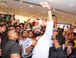 Rana Daggubati during the Meet and Greet contest conducted by Reliance Trends at Forum Sujana Mall Kukatpally on 12th June 2016 (18)_575eeb43014bb.JPG