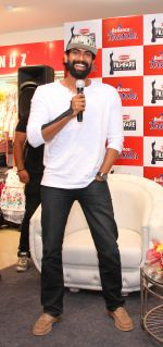 Rana Daggubati during the Meet and Greet contest conducted by Reliance Trends at Forum Sujana Mall Kukatpally on 12th June 2016 (2)_575eeb1ca5074.JPG