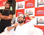 Rana Daggubati during the Meet and Greet contest conducted by Reliance Trends at Forum Sujana Mall Kukatpally on 12th June 2016 (5)_575eeb2374da0.JPG