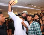 Rana Daggubati during the Meet and Greet contest conducted by Reliance Trends at Forum Sujana Mall Kukatpally on 12th June 2016 (7)_575eeb2905297.JPG